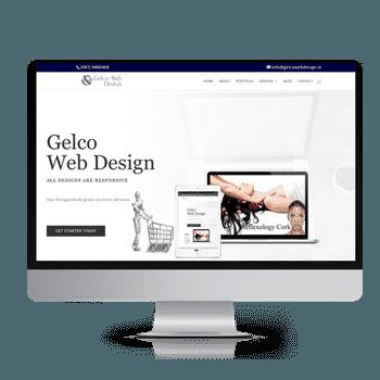 Website Gelco Web Design