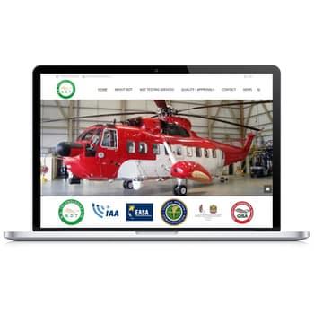 Website N D Technologies