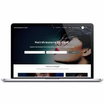 Website Hairdressers In Cork