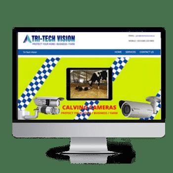 Website Tri Tech Vision